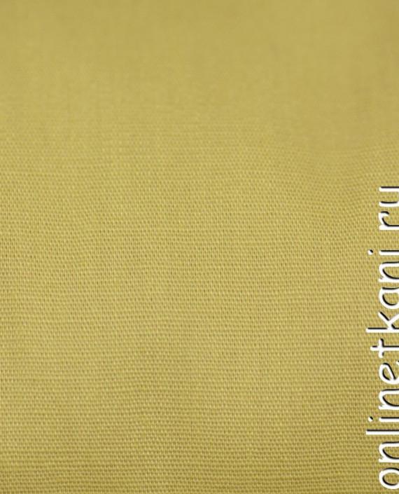 Ткань Хлопок 0323 цвет желтый картинка