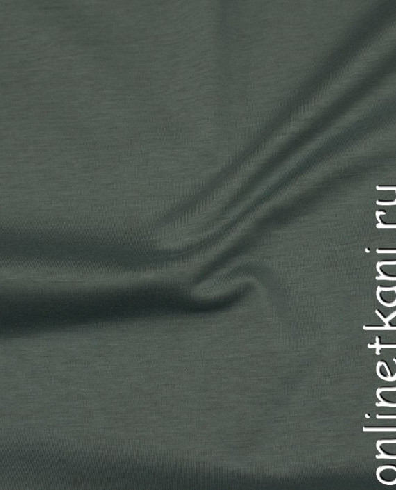 Ткань Трикотаж 0109 цвет серый меланж картинка