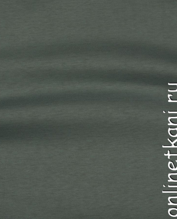 Ткань Трикотаж 0109 цвет серый меланж картинка 1