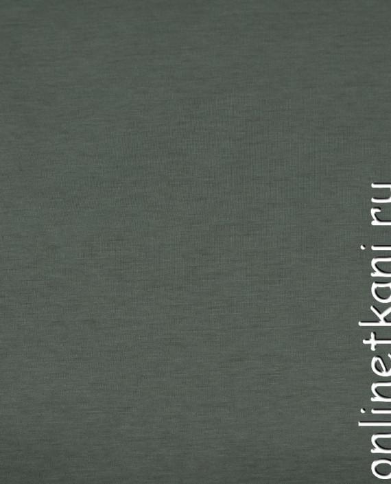 Ткань Трикотаж 0109 цвет серый меланж картинка 2