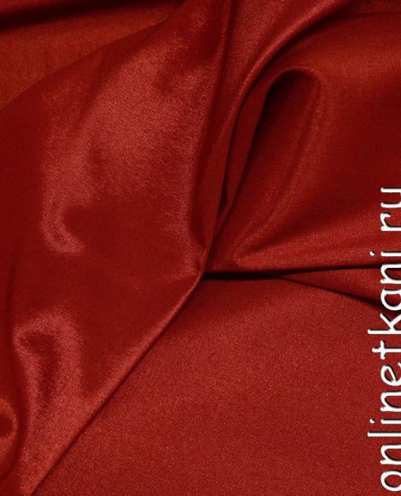 Ткань Вискоза 0155 цвет бордовый картинка 1