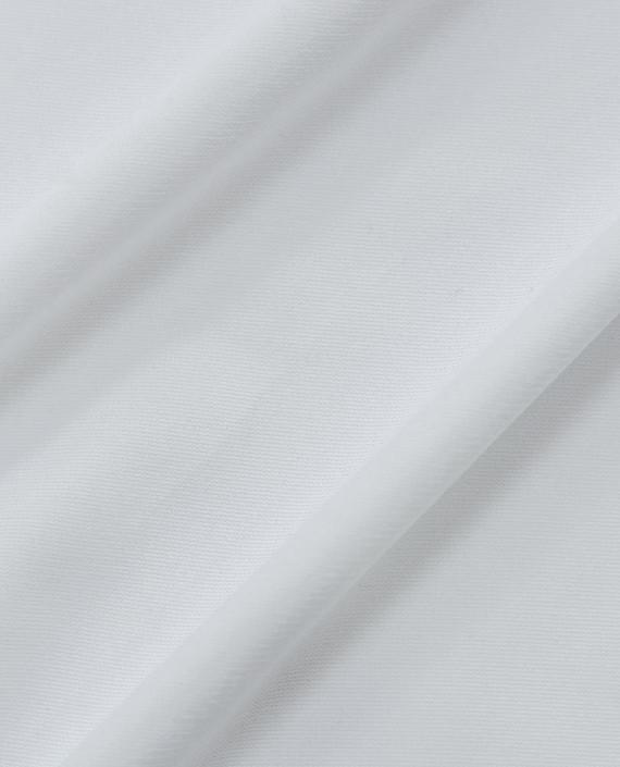 Трикотаж Ciliegia BIANCO 2578 цвет белый картинка 1