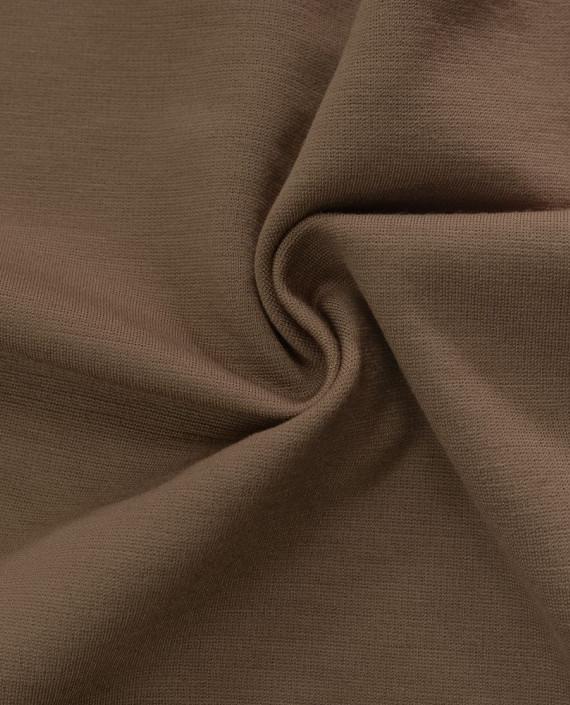 Джерси хлопок 2585 цвет коричневый картинка
