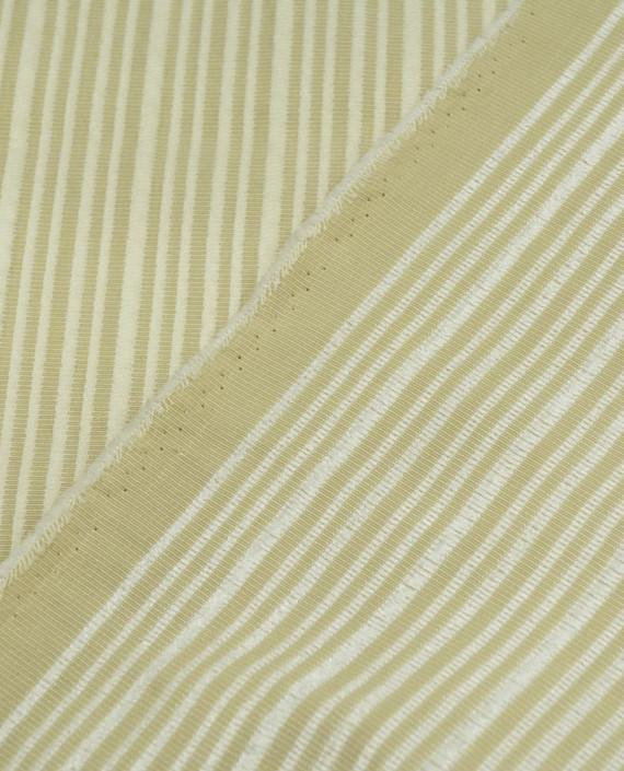 Костюмная 1031 цвет бежевый полоска картинка 1