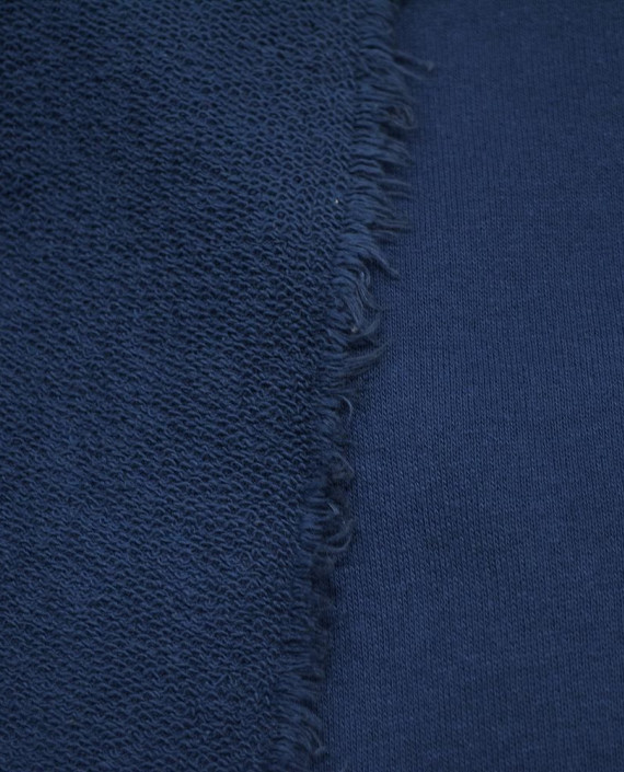 Футер Трехнитка  2981 цвет синий картинка 2