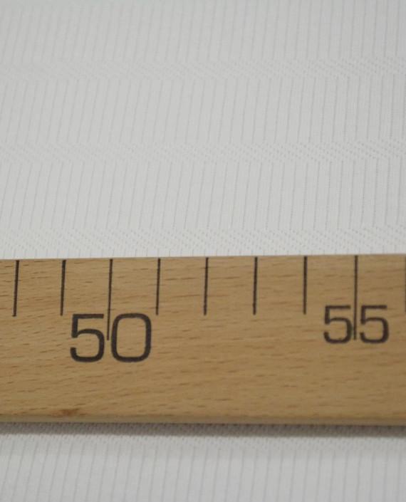 Трикотаж Хлопковый 2995 цвет белый картинка 1