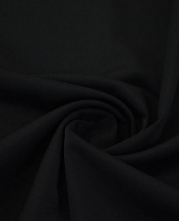 Последний отрез-1м Ткань Бифлекс Atlanta Plus Nero  картинка