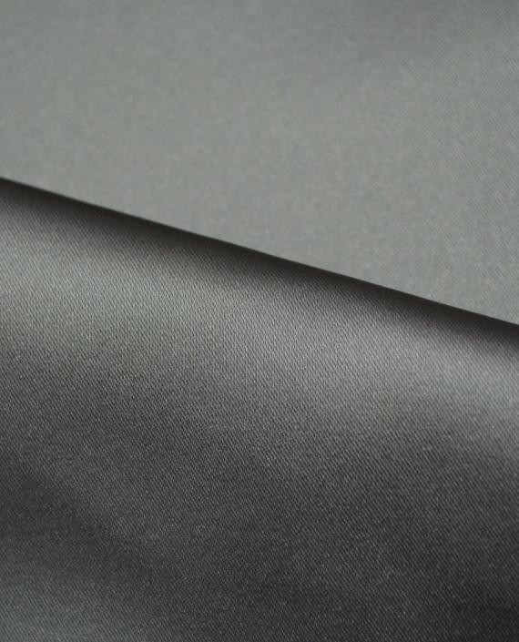 Сатин костюмный 1060 цвет серый картинка 2