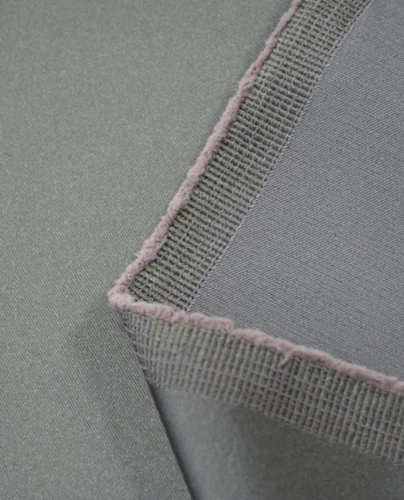 Сатин костюмный 1060 цвет серый картинка 1