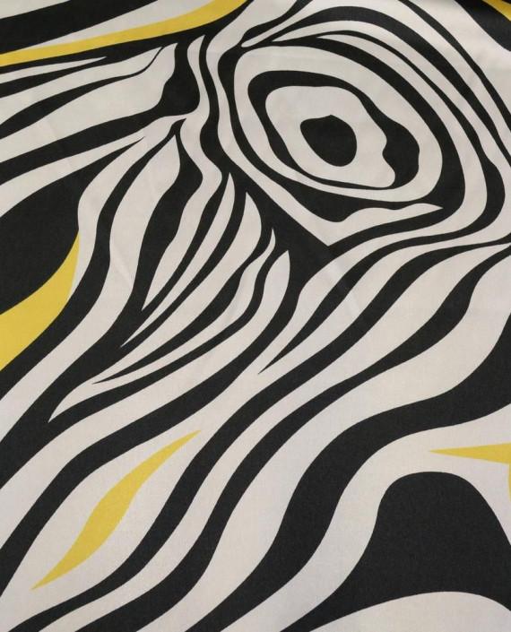 Ткань Атлас Принт 160 цвет разноцветный анималистический картинка
