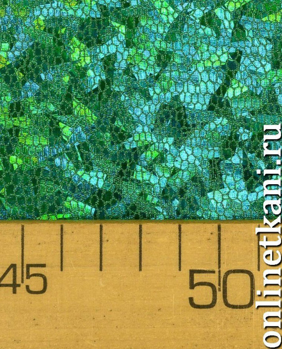 Ткань Голограмма картинка 2