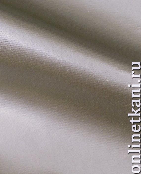 Ткань Лаке 248 цвет серебро картинка 1