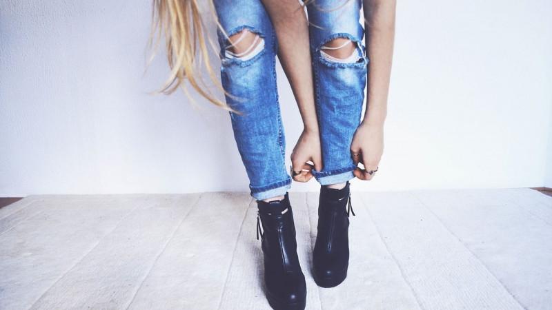 Уход за джинсами