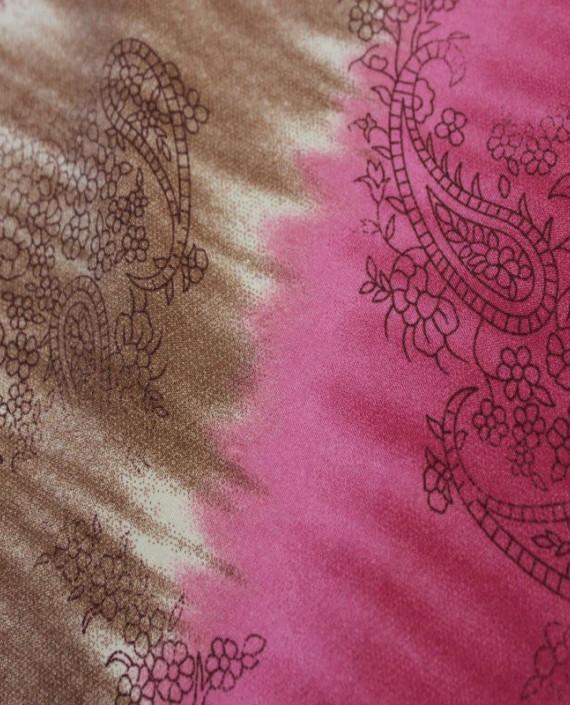 """Ткань Лоренсо """"Набивные Огурцы"""" 004 цвет разноцветный абстрактный картинка"""