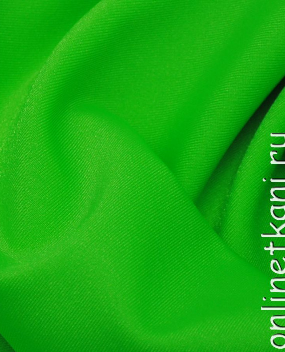 "Ткань Бифлекс ""Зеленый"" 0003 цвет зеленый картинка"