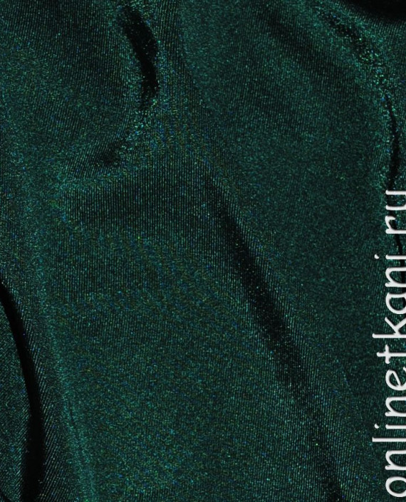 "Ткань Бифлекс ""Папоротник"" 0020 цвет зеленый картинка"