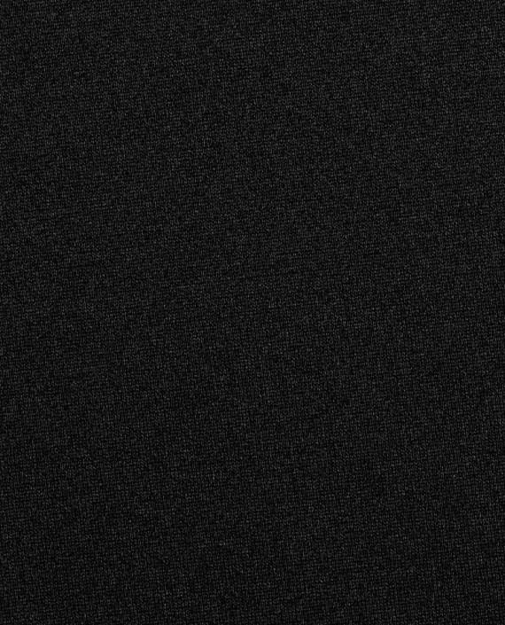 """Ткань Бифлекс """"Черный"""" 0009 цвет черный картинка 2"""