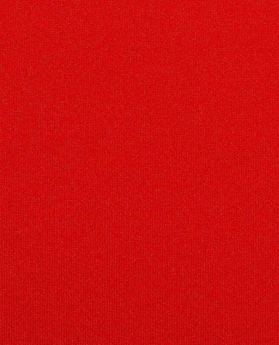 "Ткань Бифлекс ""Кардинал"" 0001 цвет красный картинка 1"