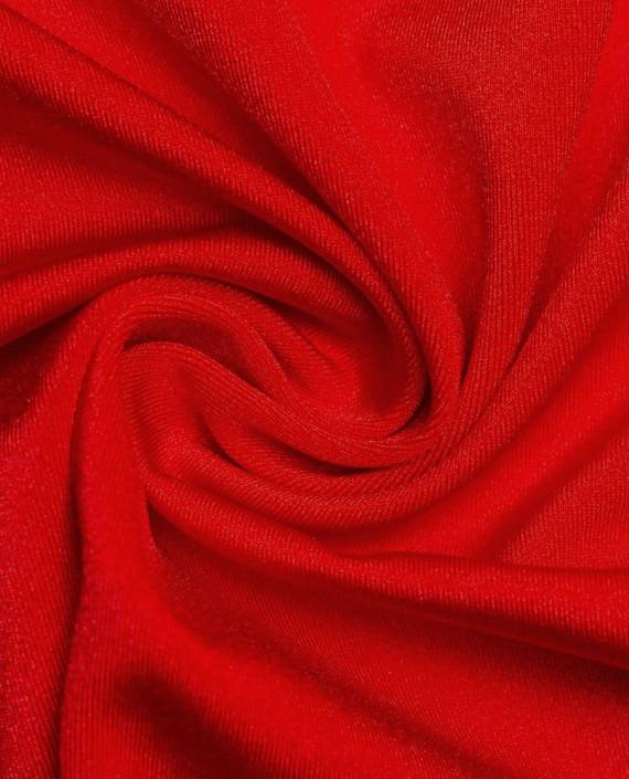 "Ткань Бифлекс ""Кардинал"" 0001 цвет красный картинка"