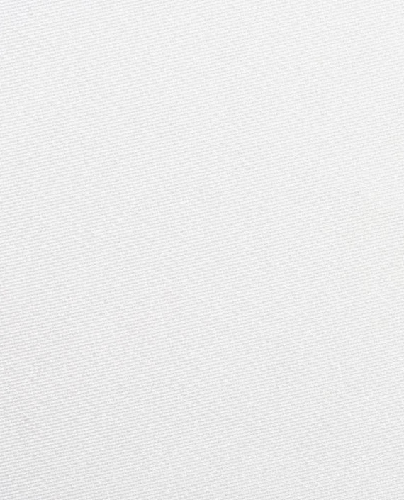 "Ткань Бифлекс ""Белый"" 0005 цвет белый картинка 1"
