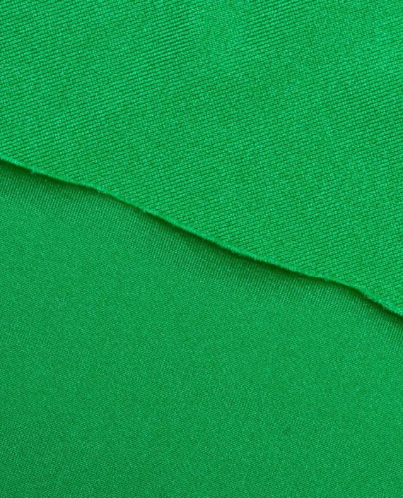 """Ткань Бифлекс """"Нефрит"""" 0012 цвет зеленый картинка 2"""