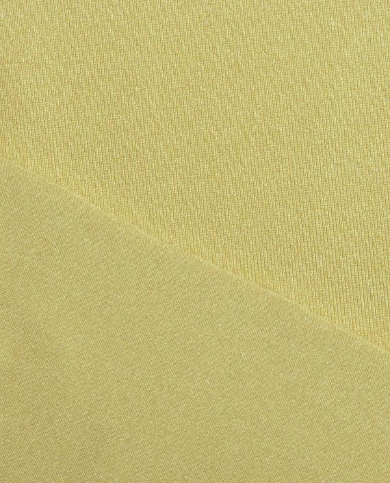"""Ткань Бифлекс """"Песочный"""" 0016 цвет бежевый картинка 1"""