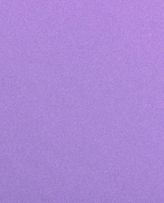 """Ткань Бифлекс """"Сирень"""" 0018 цвет сиреневый картинка 1"""