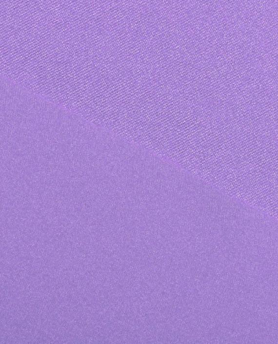 """Ткань Бифлекс """"Сирень"""" 0018 цвет сиреневый картинка 2"""