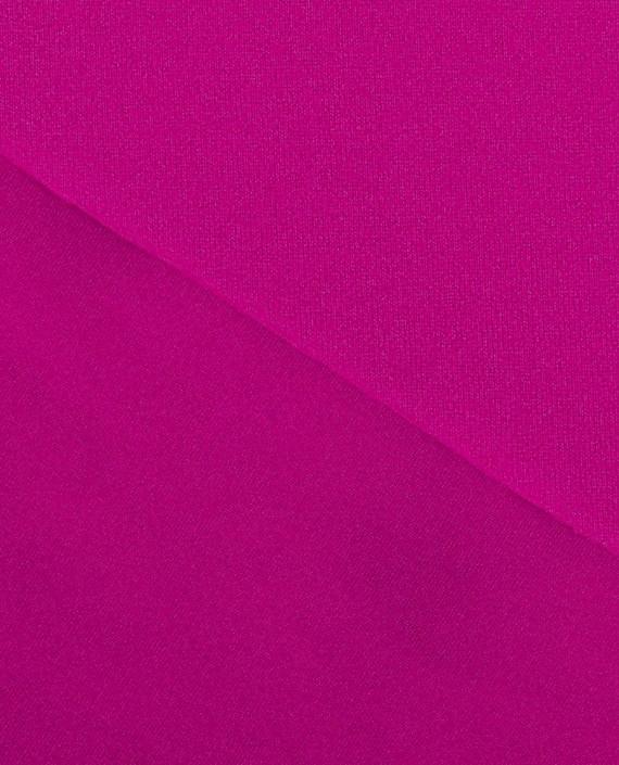 """Ткань Бифлекс """"Фуксия"""" 0004 цвет розовый картинка 1"""
