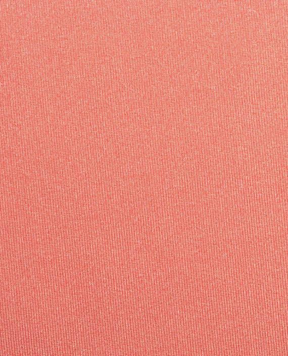 """Ткань Бифлекс """"Коралловый"""" 0019 цвет розовый картинка 1"""
