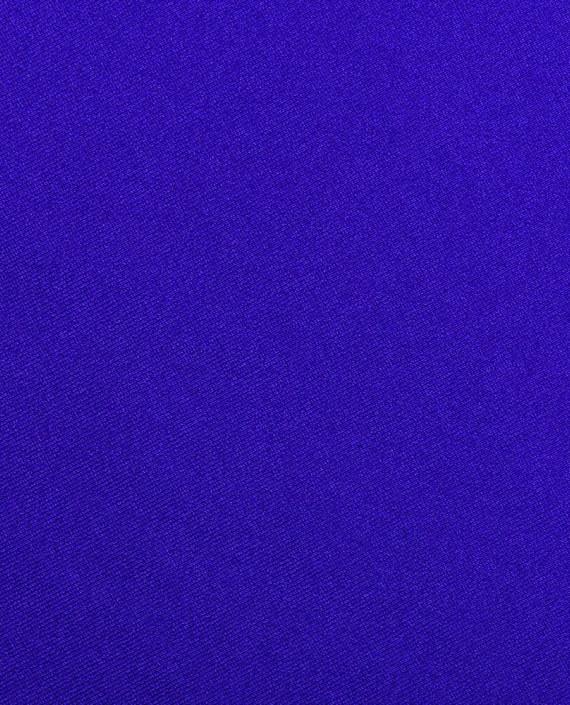 """Ткань Бифлекс """"Ультрамарин"""" 0002 цвет синий картинка 2"""