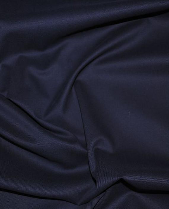 """Ткань Джинс """"Темно-синий"""" картинка"""