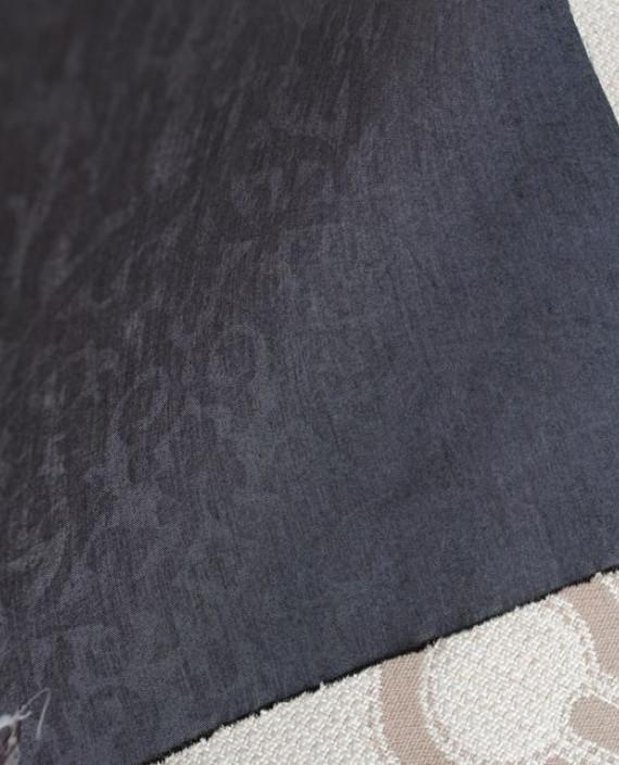 Ткань Джинс облегченный 0006 цвет серый картинка
