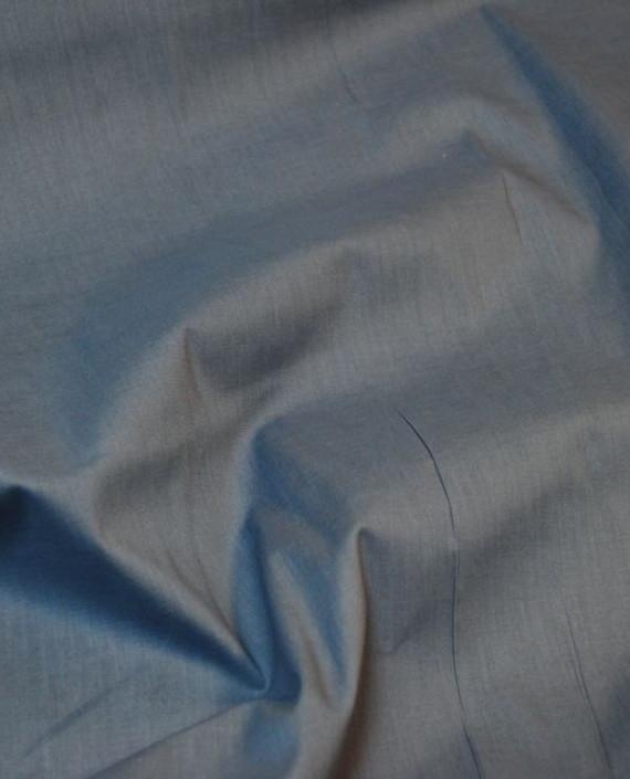 "Ткань Хлопок ""Серый"" 0035 цвет серый картинка 1"