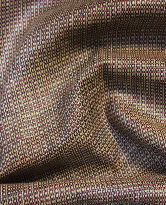 """Ткань Хлопок """"Змеиная Кожа"""" 4002 цвет разноцветный картинка"""