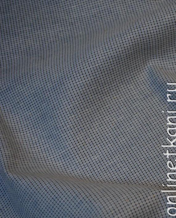 Ткань Хлопок Костюмный 4003 цвет серый картинка