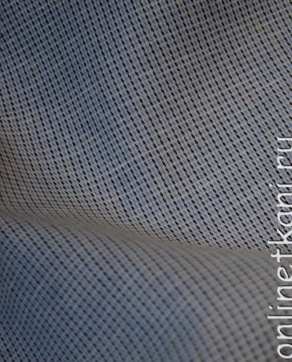 Ткань Хлопок Костюмный 4003 цвет серый картинка 2