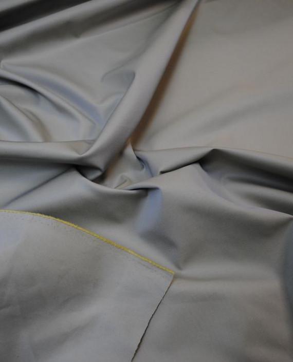 """Ткань хлопок костюмный """"Песочный"""" 0007 цвет бежевый картинка 1"""