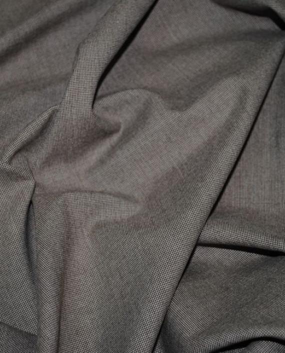 """Ткань Хлопок Костюмный """"Песочная пыль"""" 0015 цвет серый картинка"""