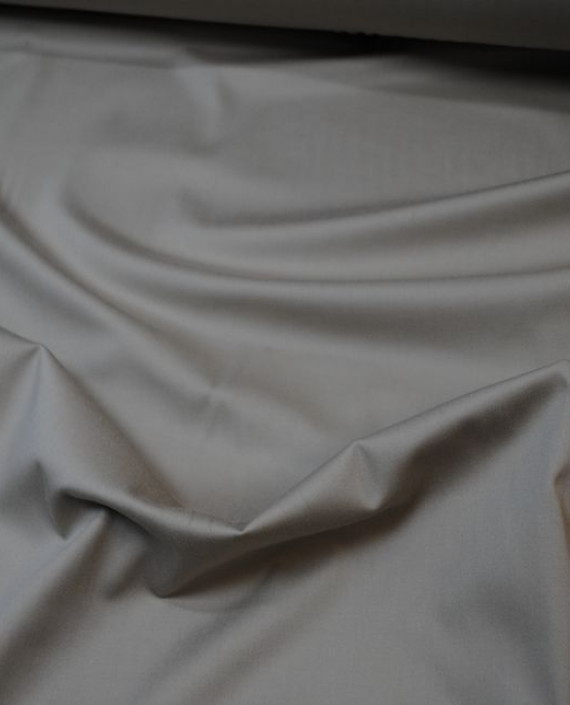 """Ткань Хлопок """"Песок"""" 0021 цвет серый картинка 2"""