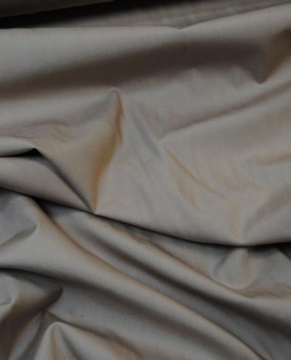 """Ткань Хлопок """"Умбра"""" 0024 цвет серый картинка"""