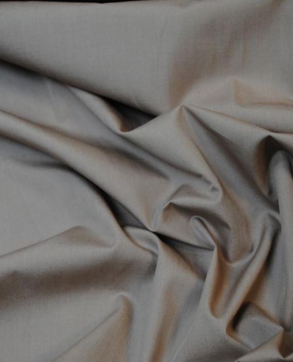"""Ткань Хлопок """"Умбра"""" 0024 цвет серый картинка 1"""