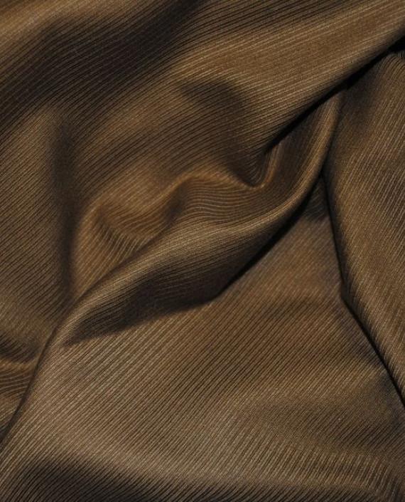 """Ткань Хлопок """"Сепия"""" 0051 цвет коричневый картинка"""