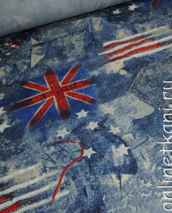 "Ткань Хлопок ""UK"" картинка 3"