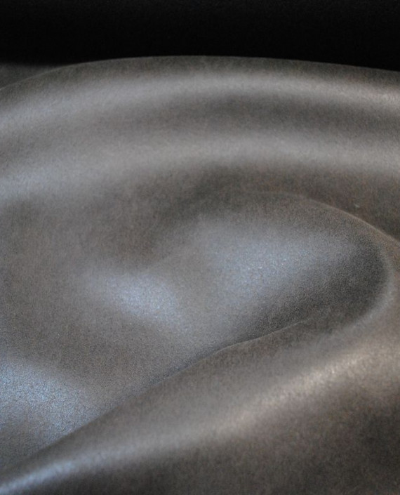 """Искусственная кожа """"Серебро"""" 005 цвет серебро картинка 3"""