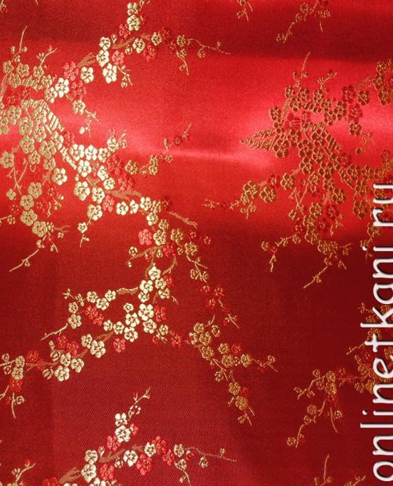 """Ткань Китайский шелк """"Сакура"""" картинка"""