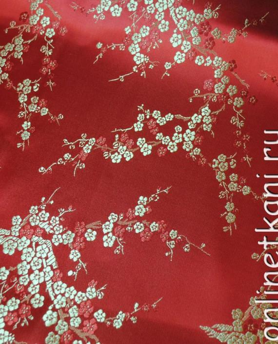 """Ткань Китайский шелк """"Сакура"""" картинка 1"""