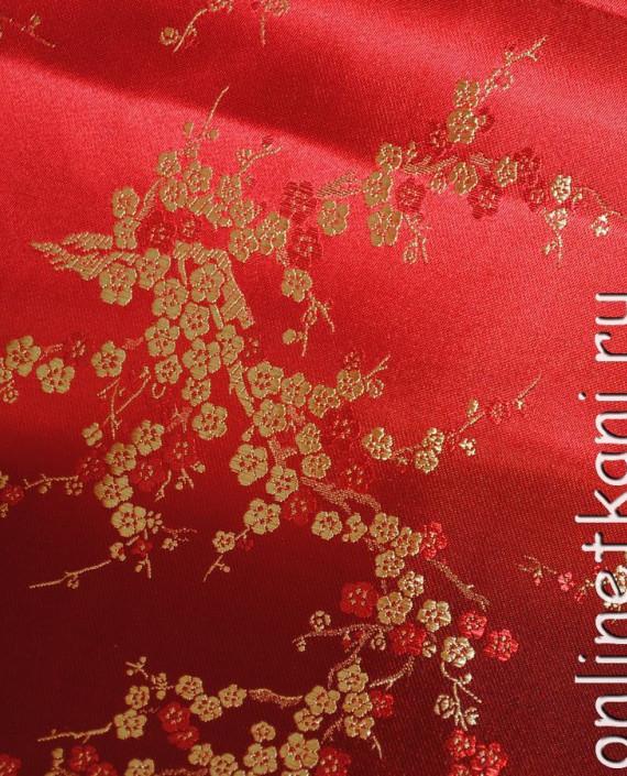 """Ткань Китайский шелк """"Сакура"""" картинка 3"""