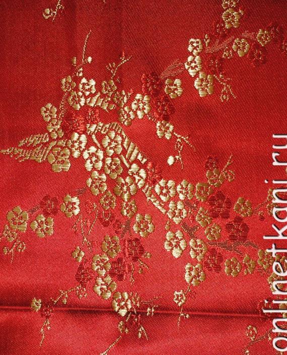 """Ткань Китайский шелк """"Сакура"""" картинка 2"""