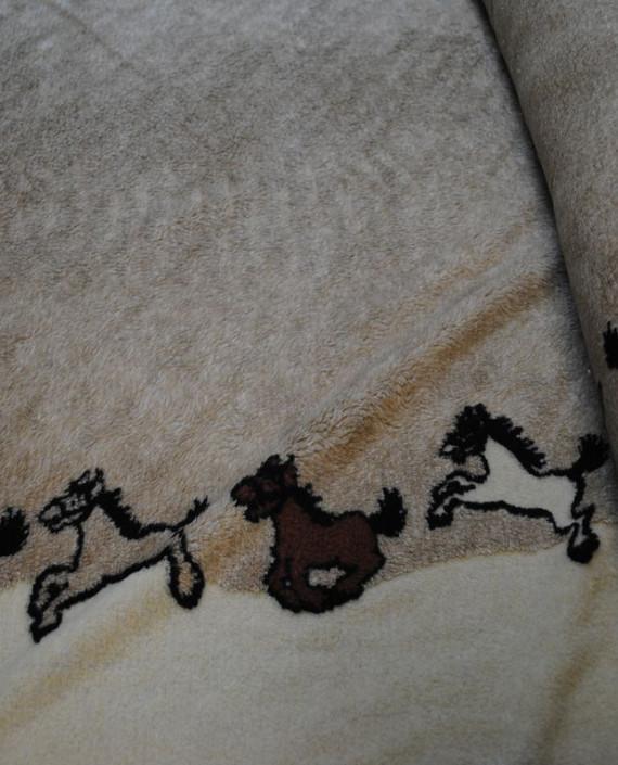 Искусственный мех Лошади картинка 1